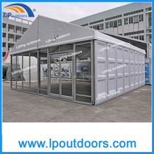 10x30M clear roof marquee wedding glass tent