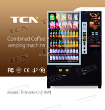 2017 black /white coffee vending machine