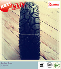motorcycle tire 3.50-10 for sale