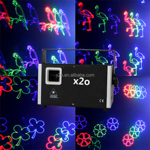 Simple operate ishow ilda laser light control software For stage decoration