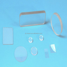 Customized synthetic sapphire glass flat plates cylinderrod lenses square sapphire plate