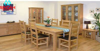903 Range 100% Solid Oak Dining Room Sets/Dining Room Furniture