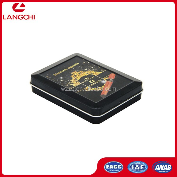 Printing Hot Sales New Fashion Exquisite Cigarette Packaging Box