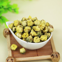 Chinese Herb chrysanthemum buds and Top sales Dried yellow chrysanthemum buds flowers tea