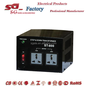 ST 800W Step Up Down Transformer