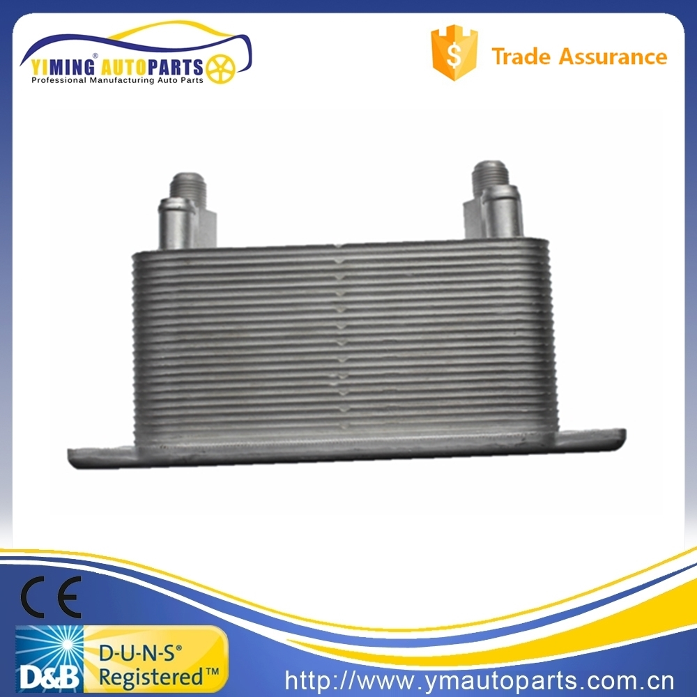 68004317AA 5086946AB Oil Cooler For Auto Spare Parts for Dodge fit 03-09 Ram Pickups Aluminum Engine Oil Cooler