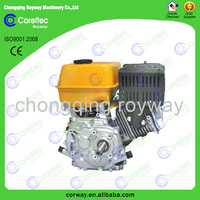 Single Cylinder 10hp Air Cooled Gasoline Engine with Electric Start for go karts