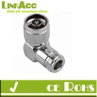 Linkacc15Mi N Male TO N Female Right Angle RF Connector adaptor