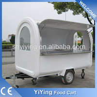 YY-FR280B High quality but cheap mobile frozen donut