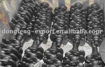 OEM Crankshaft forging auto spare parts made in china