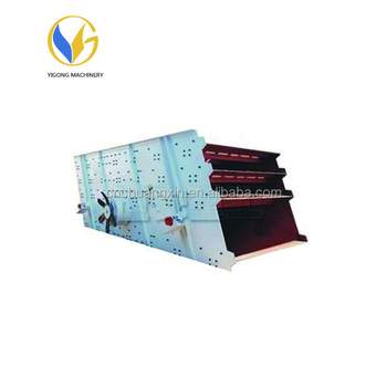 Yigong Shanghai Heavy Duty Mining Vibrating Screen, High Capacity Vibrating Screen Manufacturer
