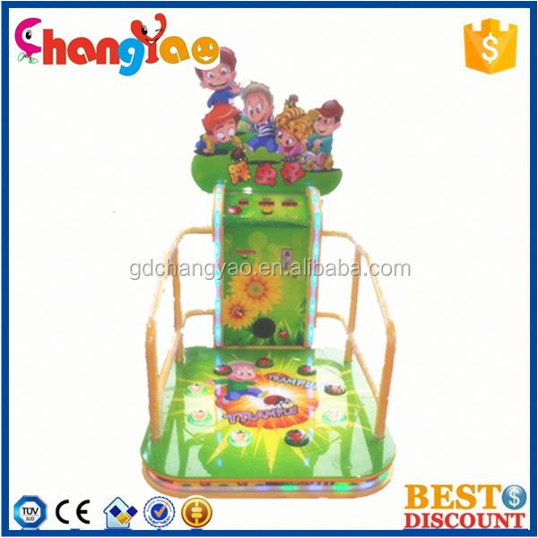 Hot Selling Cabbageworm Trampling Lottery Mini Arcade For Sale
