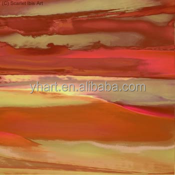 Modern abstract stock oil painting