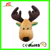 pfofessional custom stuffed plush deer puppet toys