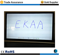 EKAA 65inch all in one smart board, School Use infrared Interactive Whiteboard with mobile stand
