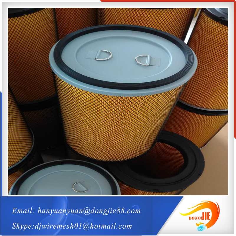 Custom-made specifications easily Washable hydraulic air filters oil filters oil filter spare parts