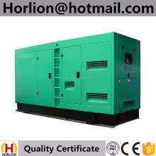 Super silent type 500kva diesel genset 400kw diesel generator powered by Cummins engine KTA19-G3A