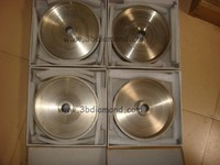 Vitrified Diamond Centerless Grinding Wheels