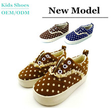Low price factory OEM canvas shoes sneakers girls 2014 new style casual shoes