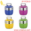 JP-FCB10 Cheap Round Shaped Stainless Steel Food Container