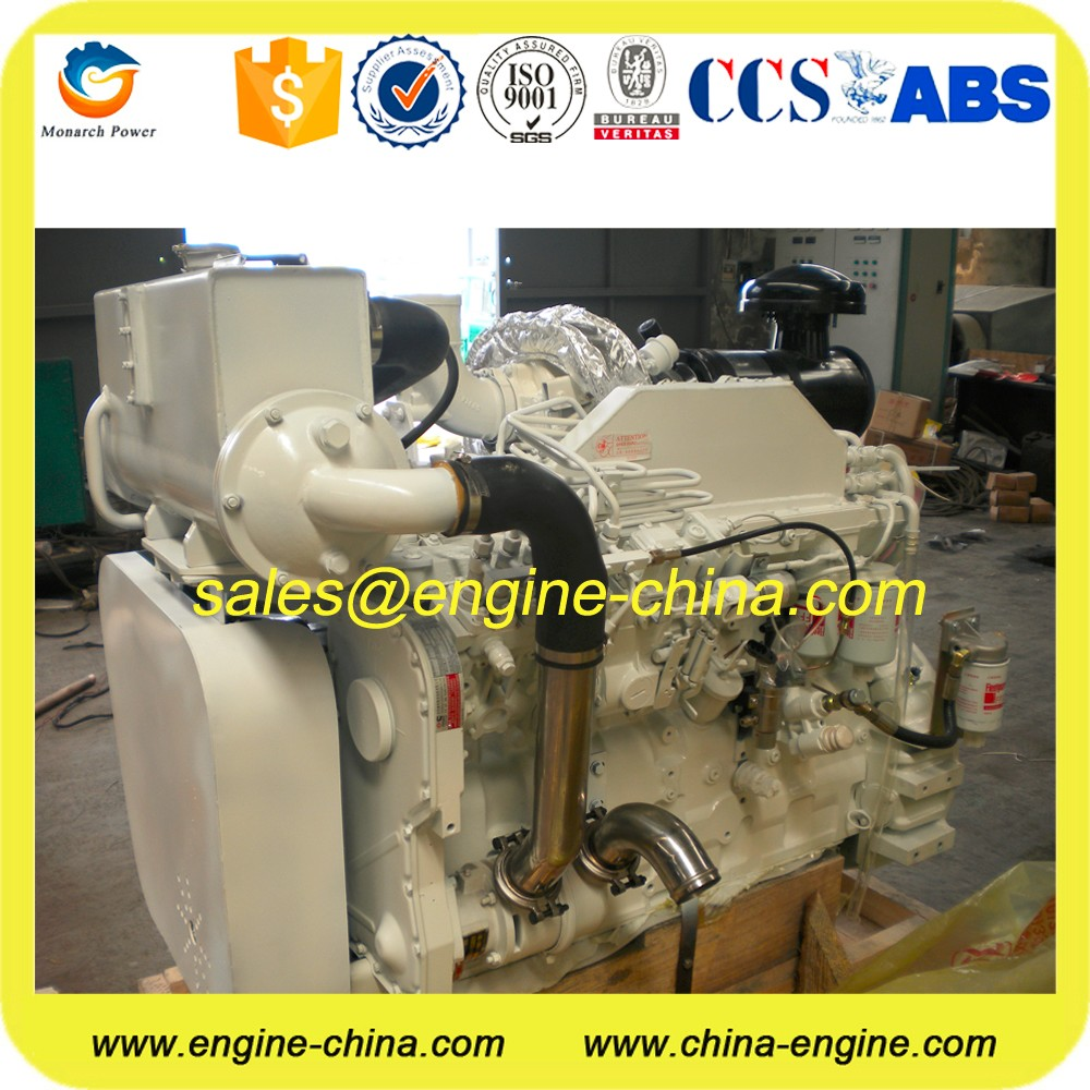 Original engine! marine diesel engine Cummins 4BTA3.9 6BTA5.9 6CTA8.3 6LTAA8.9 NT855 NTA855 KTA19 KTA38 for boat/ship/tugboat