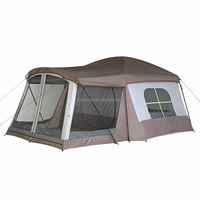 Big Waterproof Camping Hiking Ten 8 Person With 2 Rooms