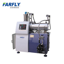 China Farfly FWE 50L wet grinding machine pigment bead mill price