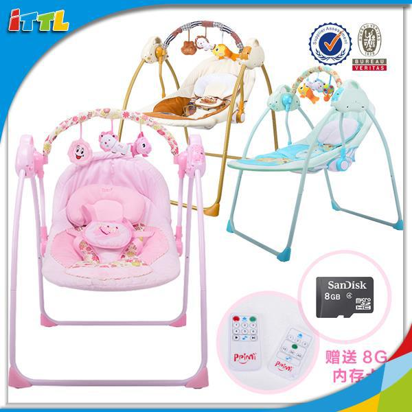 Good quality baby bed with cradle mosquito net baby electric cradle swing baby swing bed with high quality