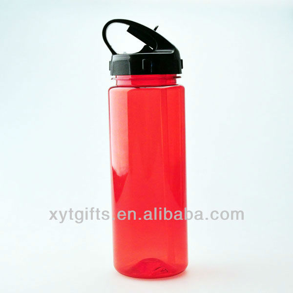 New stuff plastic sports water bottle made of Tritan from Eastman, BPA Free