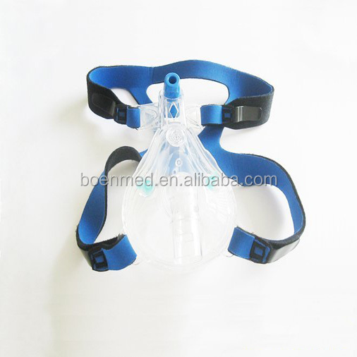 CPAP MASK nasal for CPAP machine with head strap