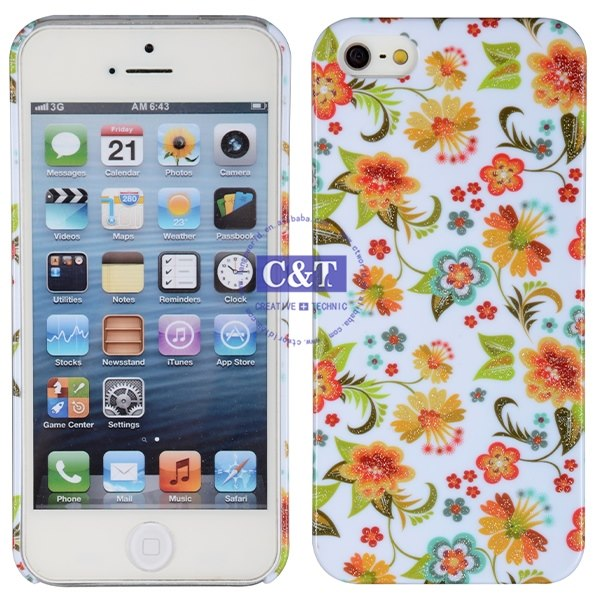 Professional factory plastic bumper for iphone5 thin bumper case