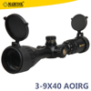 Marcool Scope 3-9x40 AOIRG Red Dot Illuminated Hunting Riflescope
