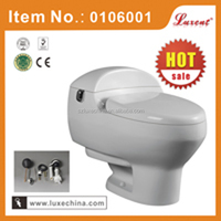Pedestal Siphonic One Piece water closet