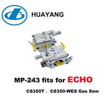 2018 HUAYANG New Carburetor MP-243 Fits For ECHO CS350T CS350-WES Gas Saw