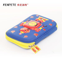 Pencil Case Metal, Zippered Round Corner Tin Pencil Case