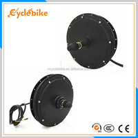 48V 1500W brushless gearless dc max torque 50 max efficiency 88% ebike motor