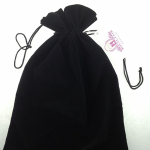 Wholesale jewelry velvet pouch custom printed drawstring pouch gift bags