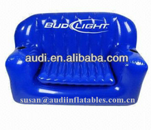 pool lounge chairs blue Inflatable sofa,Inflatable lounge Chair manufacturers for adult