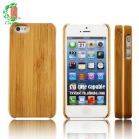 cell phone cases wholesale Natural Bamboo full plain