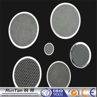 wholesale aisi 316 stainless steel filter wire mesh(20 years professional factory)
