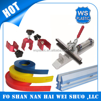 professional supply screen printing accessories