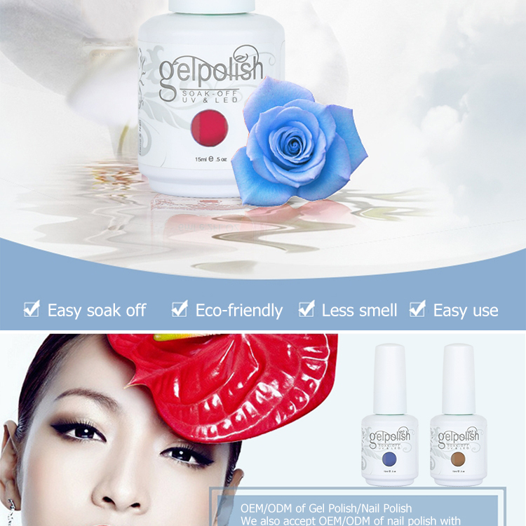 Beauty salon supplies superior brand wholesale gel polish