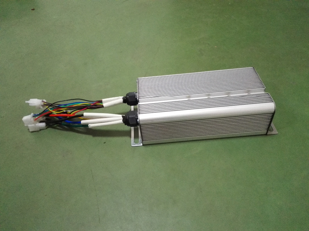 3000w brushless dc car electric motor