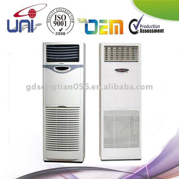 Split Type Floor Standing Air Conditioner T1 T2 T3 compressor