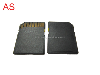4GB 8GB black SD memory card , customized Camera SD card
