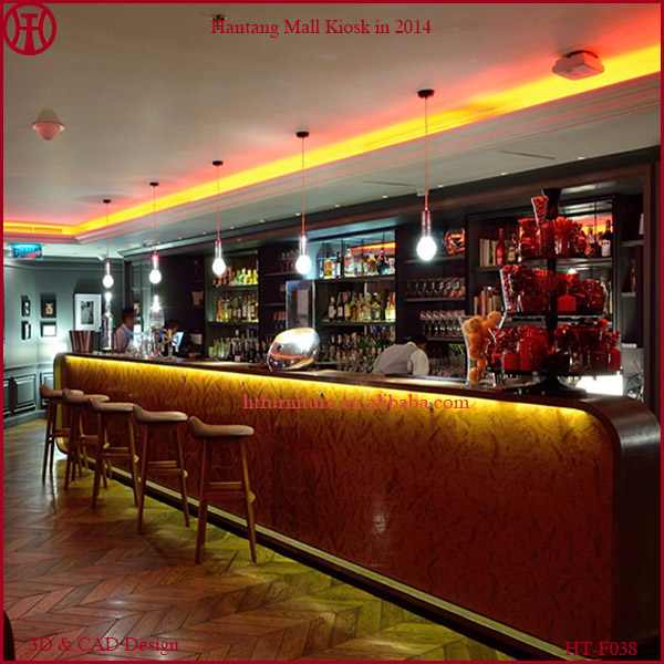 Awesome Design For Bar Counter Photos   Best Image 3D Home .