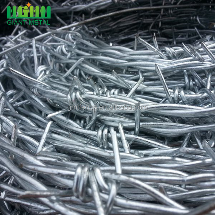 Hot Dipping Galvanized Barbed Wire, Hot Dipping Galvanized Barbed ...