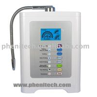 Alkaline Water Ionizer with Auto-cleaning function