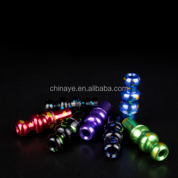 CE4 Drip tips Aluminum Bubble Drip Tip/Mouthpiece for Ego CE5 CE6 CE Series Ecigarette Atomizer e cig drip tip