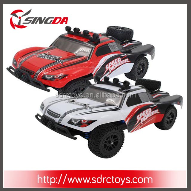 RC Dirt Bike High Speed 9301-1 RC Car 1:18 2.4G 2wd Sandy Land Truck With light Remote Control Car